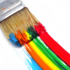 The Colours of Your Paintbrush!