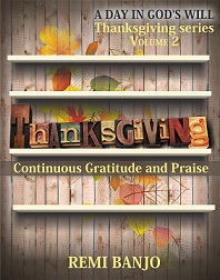01_Thanksgiving & praise 1
